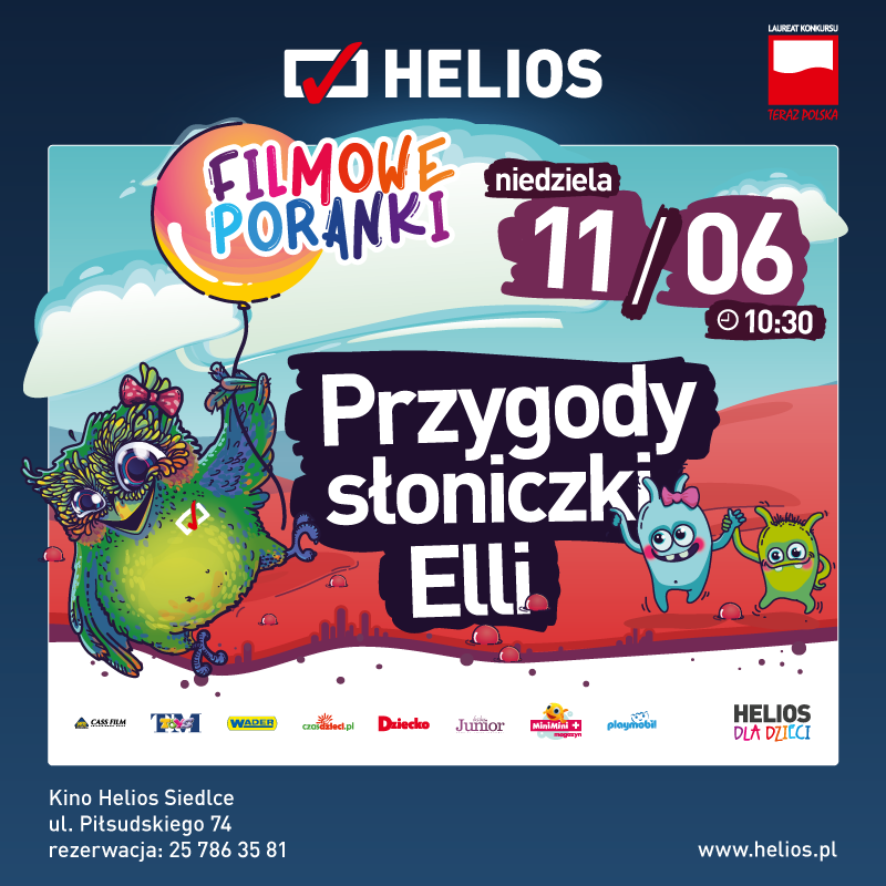 Przygody Słoniczki Elli – wygraj bilety