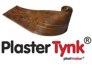 PlasterTynk deko styl old wood elastyczna deska elewacyjna imitacja drewna