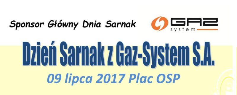 Dzień Sarnak z Gaz-System S.A.