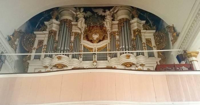 W Sarnakach kwestowali by ocalić organy kościelne