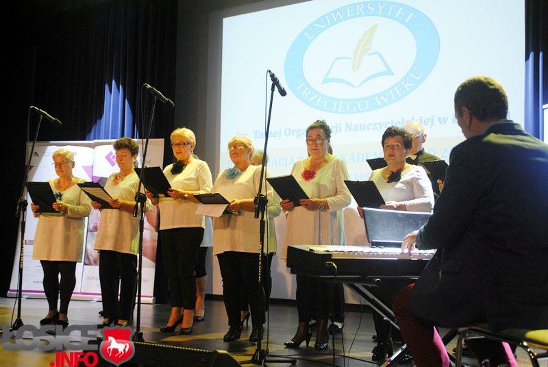 Gaudeamus igitur odśpiewany na UTW