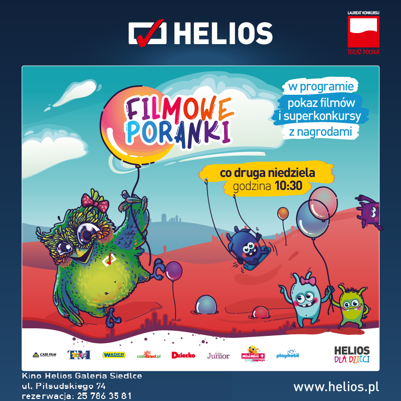 Przygody Florki cz.1 – wygraj bilety