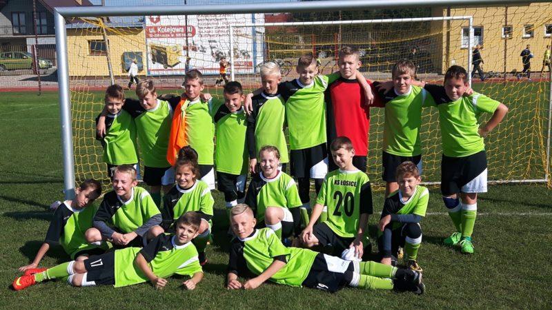 Sukcesy młodych piłkarzy