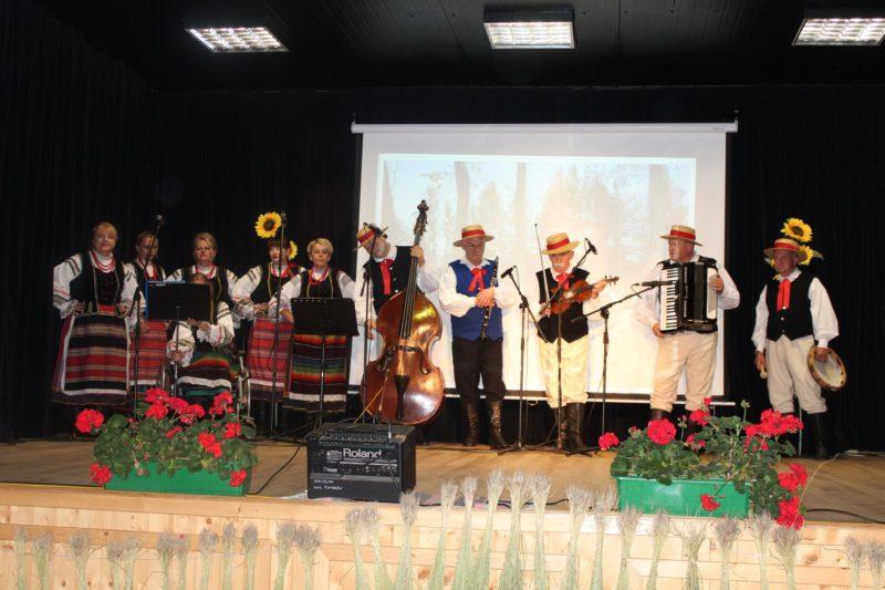 Benefis Zespołu Pieśni i Tańca Pasieka