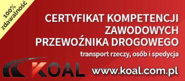 dokumenty do licencji TRANSPORTOWEJ, kurs LUBLIN / LICENCJA transportowa /spedycyjna / CERTYFIKAT kompetencji zawodowych