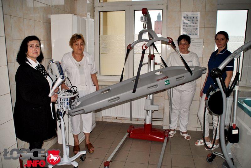 WOŚP zagrała dla łosickiego szpitala
