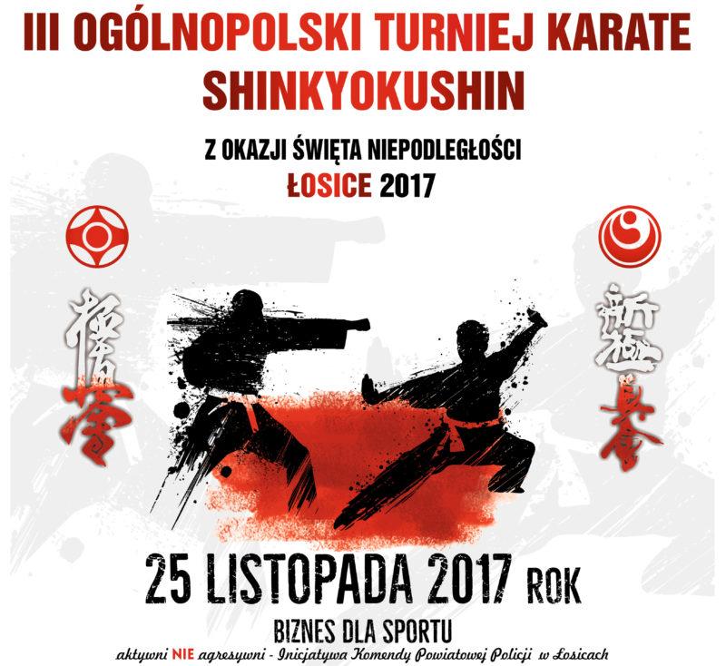 III Ogólnopolski Turniej Karate Shinkyokushin