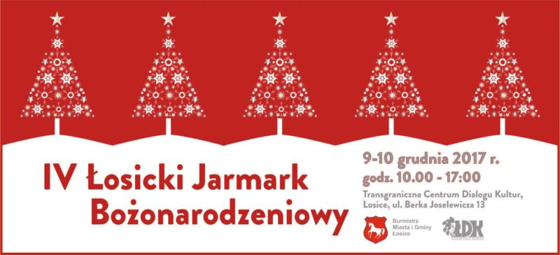 IV Łosicki Jarmark Bożonarodzeniowy
