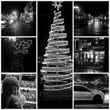 Łosice szykują nowe iluminacje świąteczne
