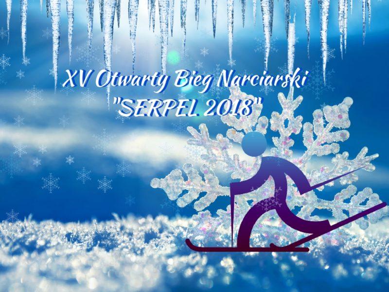 "XV Otwarty Bieg Narciarski ""SERPEL 2018"""