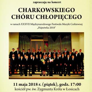 Charkowski Chór Chłopięcy w Łosicach