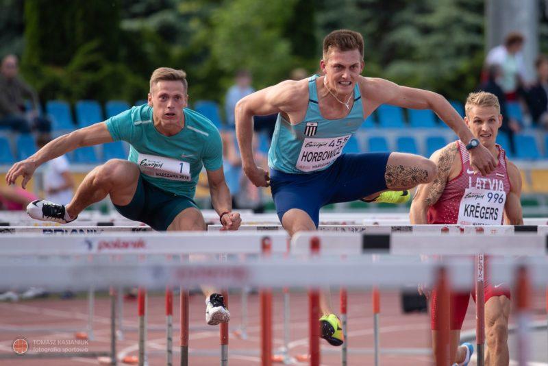 Rafał Horbowicz Srebrnym Medalistą Mistrzostw Polski U23 w Wieloboju