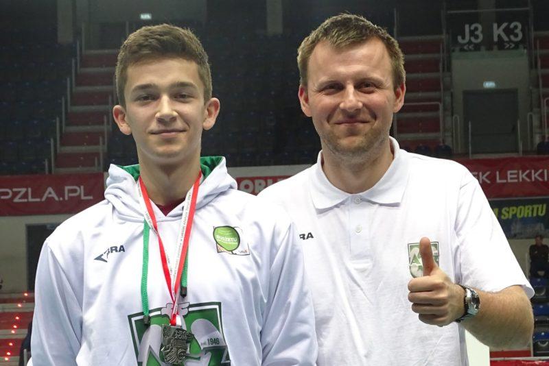 Bartosz Leszczuk powołany do Reprezentacji Polski U20 na mecz lekkoatletyczny Czechy-Węgry-Polska-Słowenia-Słowacja
