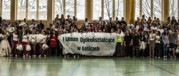 Sukces I Liceum Ogólnokształcącego w Łosicach