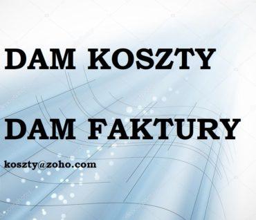 Dam Koszty Dam VAT