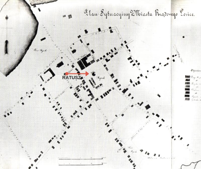 Fundamenty murowanej wieży ratusza z XVI wieku odkryto w łosickim parku