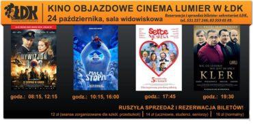 Kino Objazdowe w Łosicach