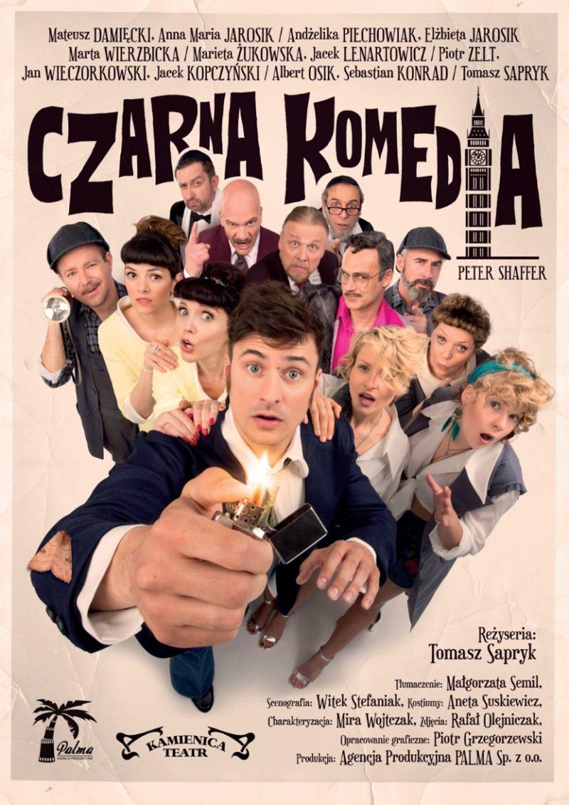 Czarna komedia – wygraj bilety