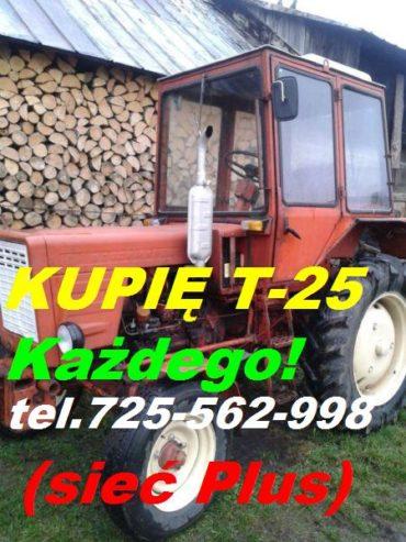 Kupię Władymirca t-25 Ursusa C-325 C-328 C-330