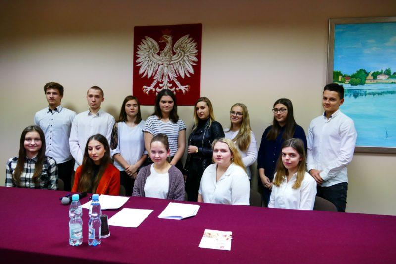 I sesja Młodzieżowej Rady Miasta i Gminy Łosice