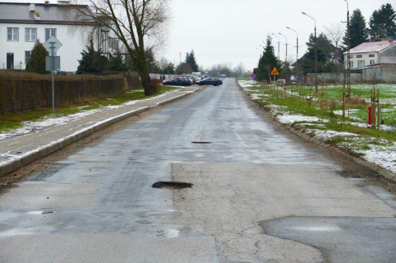 Ulica Radzyńska zostanie wyremontowana