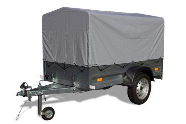 Przyczepka samochodowa UNITRAILER 200×106