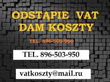 Dam Koszty-Faktury VAT Tel.616-417-906
